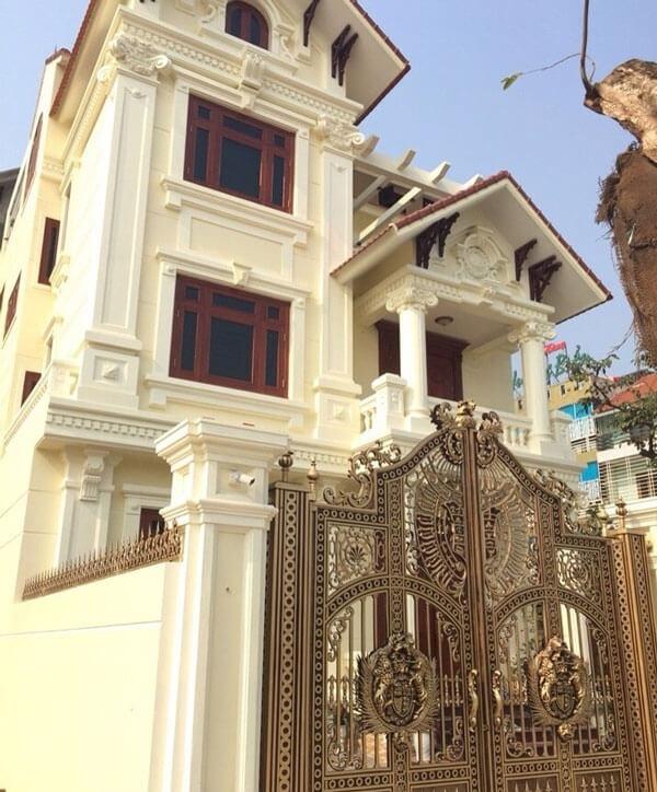 Lâu đài thông minh tại Thanh Hóa