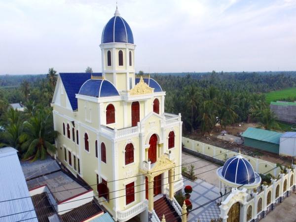 Lâu đài thông minh tại Tiền Giang
