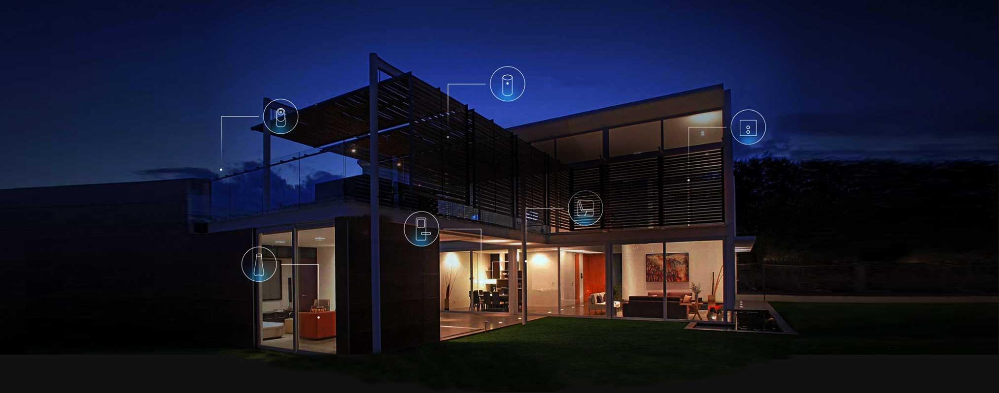 Giải pháp nhà thông minh chuẩn an ninh